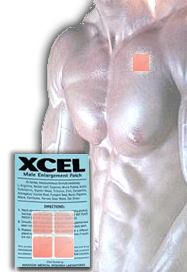 xcel male enhancement patch